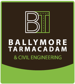 Ballymore Tarmacadam & Civil Engineering Logo